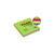 3M Post-it 654RBY Yapışkanlı Not Kağıdı 76 mm x 76 mm Bahar Yeşil Tonları 100 Yaprak