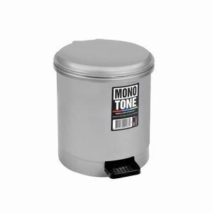 Bora Plastik Pedallı Çöp Kovası No:1 6 lt