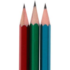 Faber Castell 2120 HB Silgili Kurşun kalem 12'li Paket