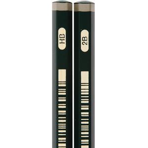 Faber Castell 9000 2B + HB Dereceli Kurşun Kalem 2'li Paket