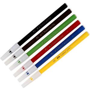 Faber Castell Redline Keçeli Kalem Karışık Renkler 6'lı Paket