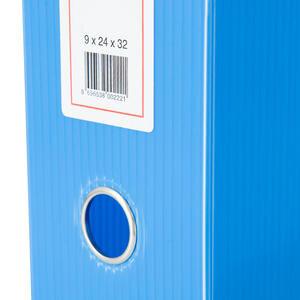 Üçgen Arşivleme Kutusu 690 Sayfa Kapasiteli 24 cm x 32 cm x 9 cm Mavi