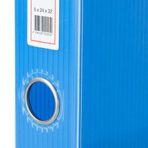 Üçgen Arşivleme Kutusu 380 Sayfa Kapasiteli 24 cm x 32 cm x 5 cm Mavi