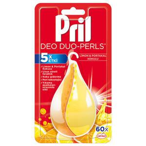 Pril Deo Pearls Bulaşık Makinesi İçin Koku Giderici Tablet 21 gr