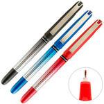Uni-ball Ub-185 Vision Needle İğne Uç Roller Kalem 0.5 mm Karışık Renkli 3'lü