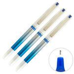 Uni-ball Ub-187 Vision Needle İğne Uçlu Roller Kalem 0.7 mm Mavi 3'lü