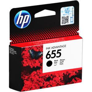 HP 655 Siyah (Black) Kartuş CZ109AE