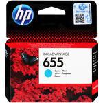 HP 655 Mavi (Cyan) Kartuş CZ110AE
