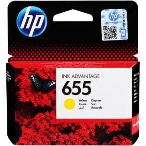 HP 655 Sarı (Yellow) Kartuş CZ112AE