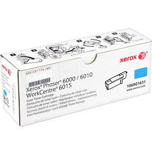 Xerox 106R01631 Phaser 6000/6010/WC6015 Mavi Toner 1000 sayfa