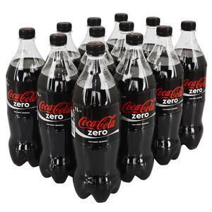 Coca-Cola Zero 1 lt 12'li Paket