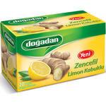 Doğadan Bitki Çayı Limon-Zencefil 20'li Paket