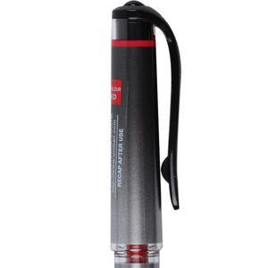 Uni-ball Um-153s İmza Kalemi 1 mm Kırmızı 12'li Paket