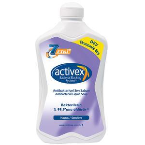 Activex Sıvı Sabun Hassas Koruma 1.5 lt