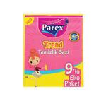 Parex Trend Temizlik Bezi 9'lu Ekonomik Paket