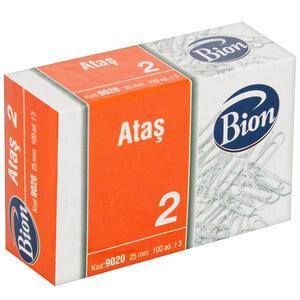 Mas 9020 Bion Ataş 25 mm No:2 100'lü Paket