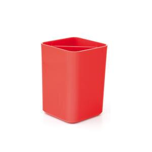 Mas 490 Kristal Kübik Kalemlik Kırmızı