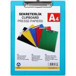 Ark 760 A4 Kapaksız Plastik Sekreterlik Mavi