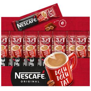 Nescafe 3'ü 1 Arada Kahve 17,5 gr 72'li Paket