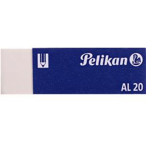 Pelikan Al-20 Silgi Plastik Büyük Beyaz