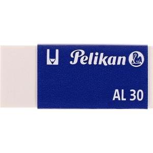 Pelikan Al-30 Silgi Plastik Küçük Beyaz