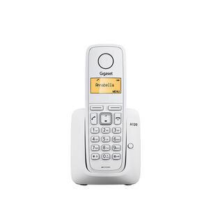 Gigaset A120 Telsiz (Dect) Telefon Beyaz