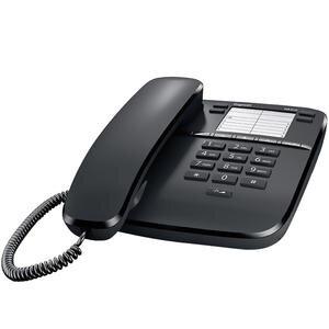 Gigaset DA310 Kablolu Telefon Siyah