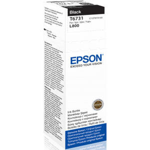 Epson L800 Kartuş Siyah (Black) 70 ml C13T67314A