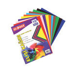 Globox Elişi Kağıdı Karışık Renkler 10'lu Paket