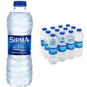 Sırma Su 0.5 lt 12'li Paket