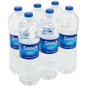 Sırma Su 1.5 lt 6'lı Paket