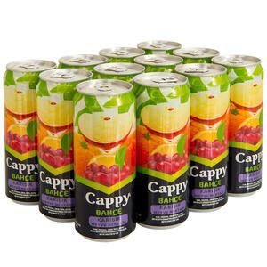 Cappy Karışık Kutu 330 ml 12'li Paket