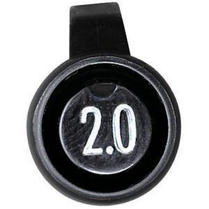 Artline Erg-242 Kaligrafi Kalemi 2 mm Siyah