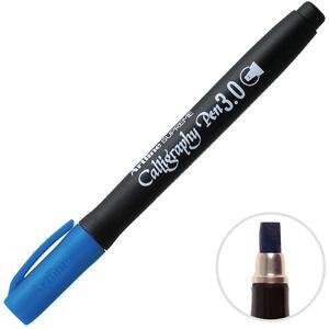Artline Erg-243 Kaligrafi Kalemi 3 mm Mavi