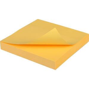 Hopax 21391 Yapışkanlı Not Kağıdı 76 mm x 76 mm Pastel Kavuniçi 100 Yaprak