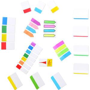 Hopax 21143 Yapışkanlı Not Kağıdı Film İndex Neon Renkler 25 Yaprak