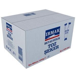 Irmak Stick Şeker 4 kg 1000'li Paket