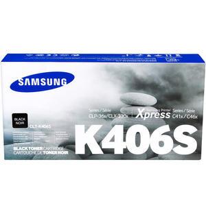 Samsung CLP 365 CLT-K406S Black (Siyah) Toner