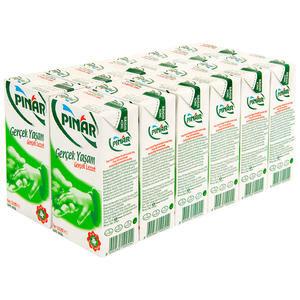 Pınar Yağlı Süt 500 ml 12'li Paket