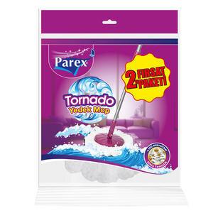 Parex Tornado Yedek Mop 2 'li Paket