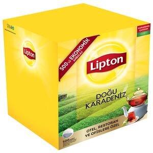 Lipton Demlik Poşet Çay Doğu Karadeniz 500'lü