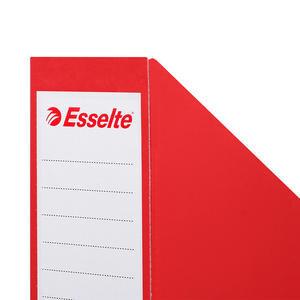 Esselte 5276 Karton Magazinlik Kırmızı