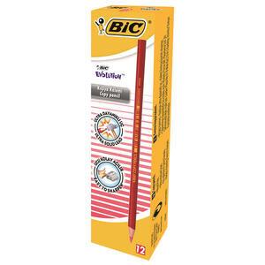 Bic Evolution 9213691 Kopya Kalemi Kırmızı 12'li Paket