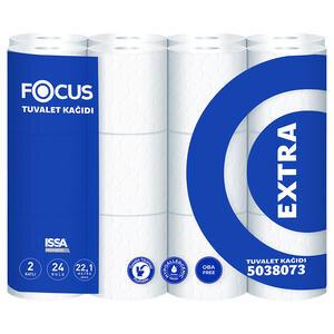 Focus Extra Tuvalet Kağıdı 24'lü