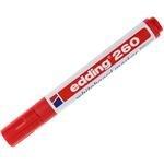 Edding 260 Tahta Kalemi Kırmızı