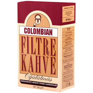 Mehmet Efendi Colombian Filtre Kahve 500 gr
