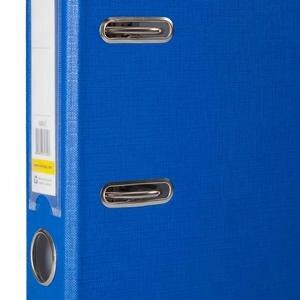 Avansas Eco Plastik Klasör Dar A4 Mavi