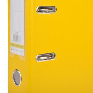 Avansas Extra Plastik Klasör Geniş A4 Sarı