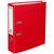 Avansas Eco Plastik Klasör Geniş A4 Kırmızı