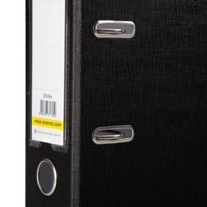 Avansas Eco Plastik Klasör Geniş A4 Siyah
